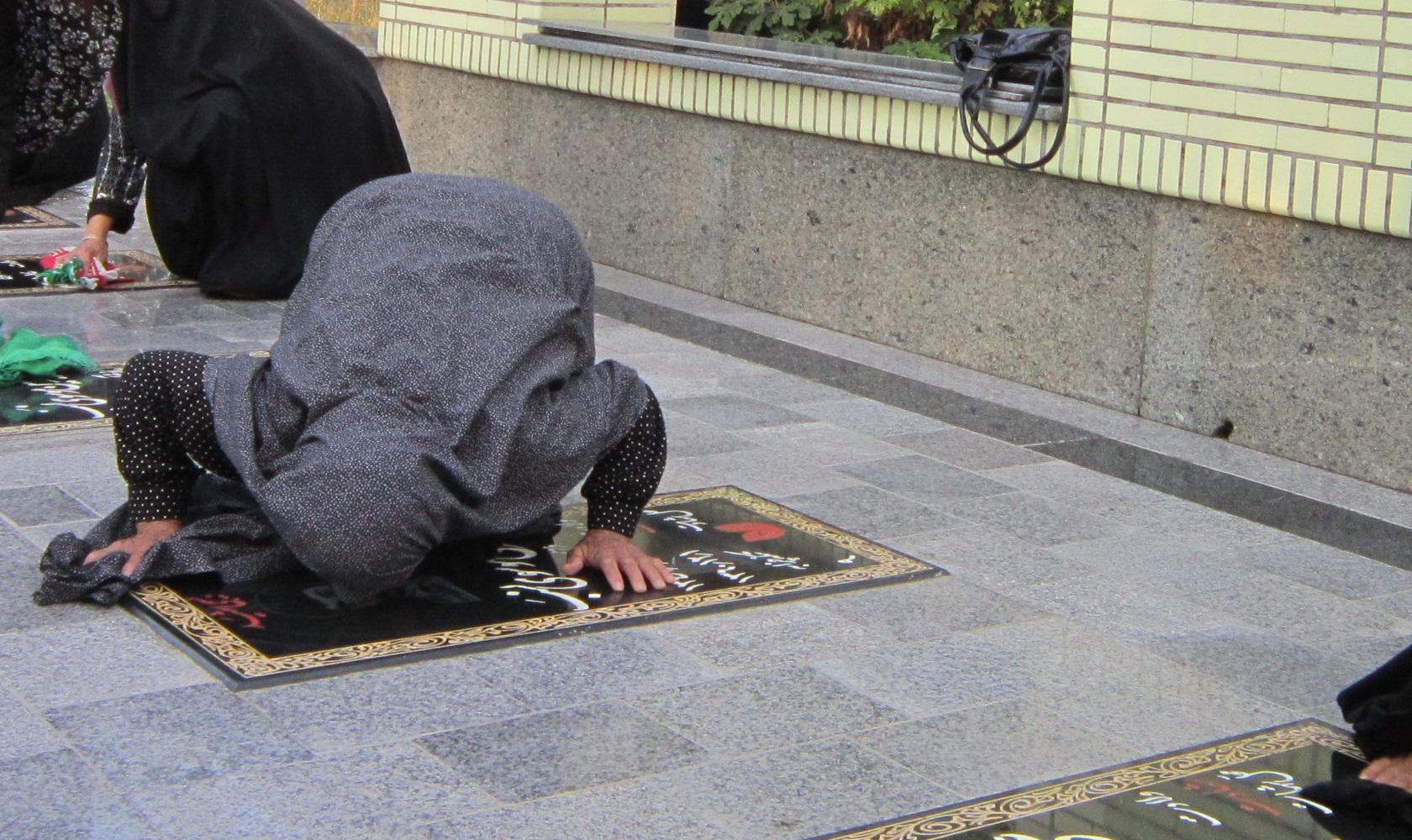 شهیدی که از مادرش عیدی گرفت